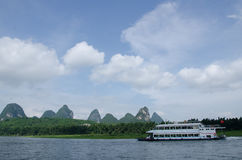 Guangxi, province, China Royalty Free Stock Photos