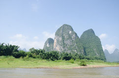 Guangxi, province, China Royalty Free Stock Image