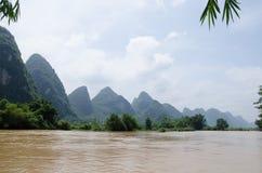Guangxi, province, China Royalty Free Stock Photography