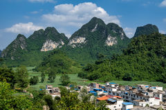 Guangxi scenery Royalty Free Stock Images