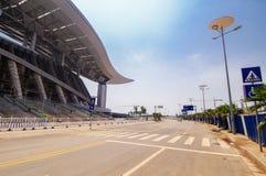 Guangxi-Stadion Stockbild