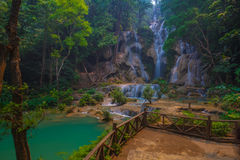 Guangxi-Wasserfall lizenzfreies stockbild