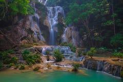 Guangxi-Wasserfall stockfotos