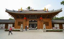 Guangxiao temple,Guangzhou,China. Stock Photo