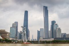 guangzhou της Κίνας Στοκ φωτογραφία με δικαίωμα ελεύθερης χρήσης