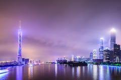guangzhou της Κίνας Στοκ Φωτογραφίες