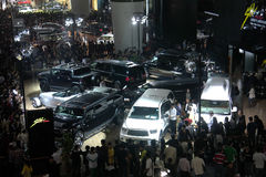 выставка guangzhou 2009 автомобилей Стоковое Изображение RF