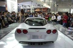 выставка guangzhou 2009 автомобилей Стоковые Изображения RF