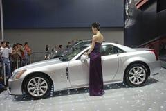 Guangzhou 2009 auto przedstawienie Obrazy Stock