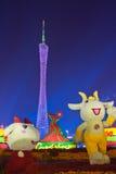 Guangzhou 2010 Jogos Asiáticos Foto de Stock