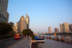 Guangzhou ad ovest Fotografia Stock Libera da Diritti