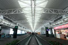Guangzhou airport,China stock image