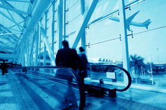 Guangzhou Airport Royalty Free Stock Images