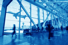 Guangzhou Airport Royalty Free Stock Photos