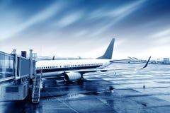 Guangzhou Airport stock image