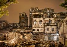 Guangzhou-Altbauten stockfotos