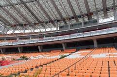 Guangzhou Asian games venues Royalty Free Stock Image