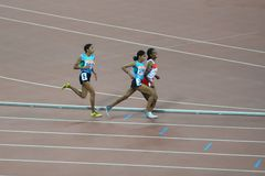 Guangzhou Asian Games- Women's 10,000m race Stock Images