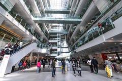 Guangzhou biblioteki Nowy krajobraz Zdjęcia Royalty Free
