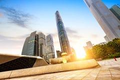 Guangzhou, China stock afbeelding