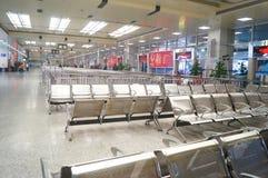 Guangzhou, China: Bus station Stock Photography