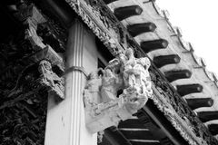 Guangzhou, China, the Chen clan academy of ancient buildings royalty free stock images