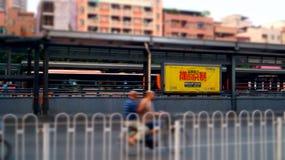 Guangzhou, China: City Road Traffic Stock Images