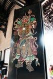 Guangzhou, China, die Chen-Clanakademie von alten Gebäuden Lizenzfreies Stockfoto