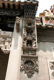 Guangzhou, China, die Chen-Clanakademie von alten Gebäuden Stockbild