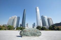 Guangzhou zhujiang newtown Royalty Free Stock Photos