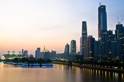 Guangzhou, Chine Photographie stock libre de droits
