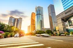 Guangzhou, Cina Fotografia Stock Libera da Diritti