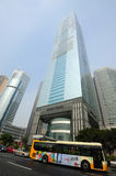 Guangzhou CITIC Tower Stock Photos