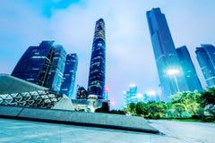 Guangzhou City Landscape Stock Photography