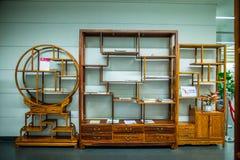 Guangzhou city library, Guangdong, china. Royalty Free Stock Photo
