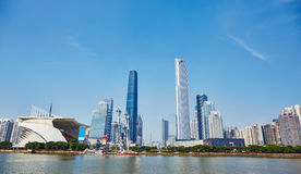 Guangzhou City royalty free stock images