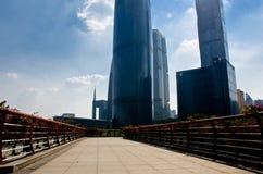 Guangzhou city Stock Image