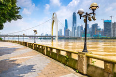 Guangzhou Cityscape Stock Images