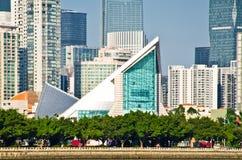 Guangzhou in daytime Stock Image