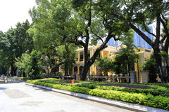 Guangzhou diplomatic club Royalty Free Stock Image