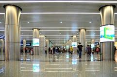 Guangzhou east metro station, china Stock Photo