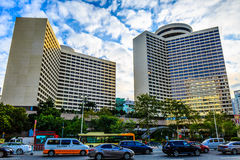 Guangzhou five star hotel Royalty Free Stock Images