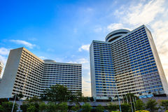 Guangzhou five star hotel Stock Photography