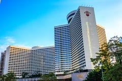 Guangzhou five star hotel Royalty Free Stock Photo