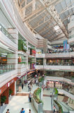 Guangzhou, Grandview Mall Royalty Free Stock Photography