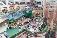 Guangzhou, Grandview Mall Stock Photography