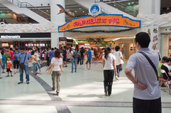 Guangzhou, Grandview Mall Stock Photos