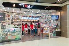 Guangzhou, Grandview Mall Stock Photos