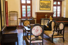 Guangzhou, Guangdong Province, China famous tourist attractions grand marshal. During the period of 1917-1925, Sun Zhongshan established the Grand Marshal`s Stock Photo