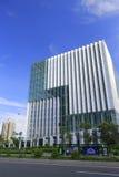 Guangzhou härlig modern arkitektur Arkivfoto